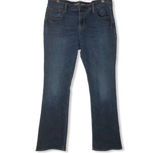 Old Navy Original Mid-Rise Bootcut Jeans